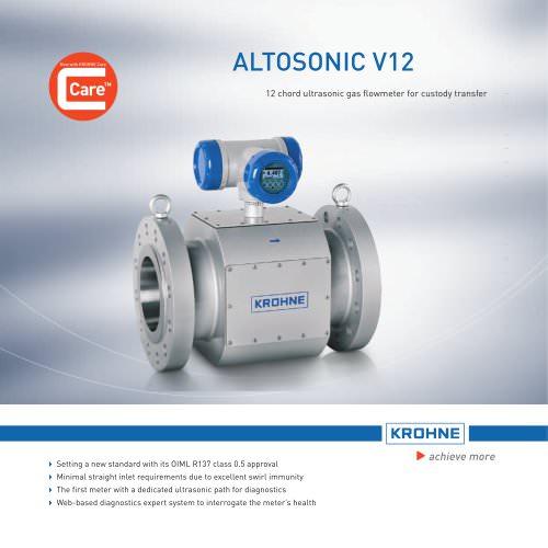 ALTOSONIC V12