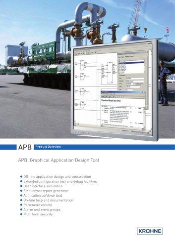 APB Graphical Application Design Tool