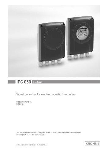 IFC 050 Handbook