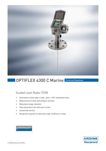 OPTIFLEX 4300 C Marine