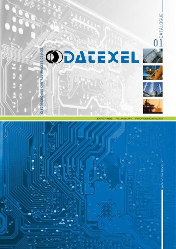 CATALOG DATEXEL