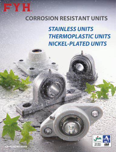Corrosion Resistant Units