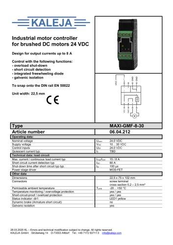 MAXI-GMF-8-30