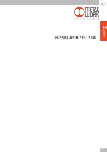 GRIPPERS SERIES P3K - P12K