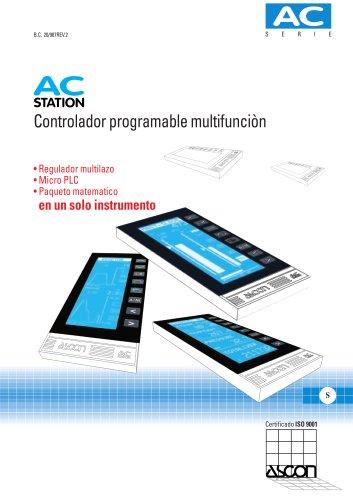 Controlador Programable Multifonction AC Serie