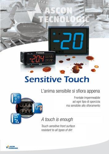 Sensitive Touch - Data sheet