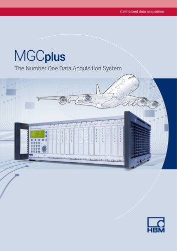 MGCplus - The Number One Data Acquisition System