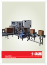 MULTIBOX Carton forming machine