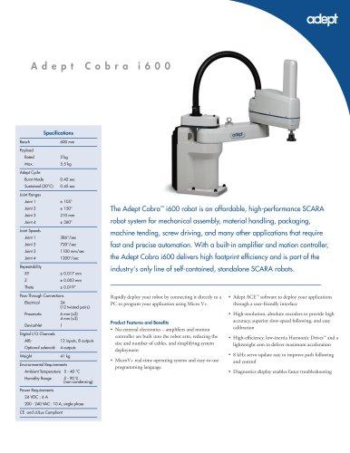 Adept Cobra i600