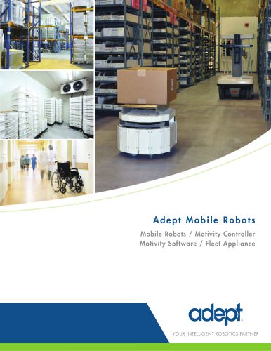 Adept Mobile Robots