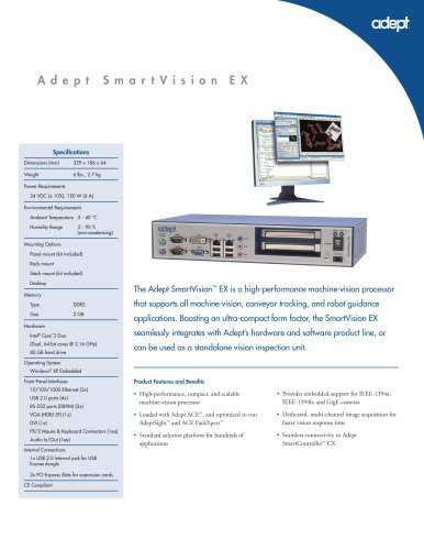 Adept SmartVision EX