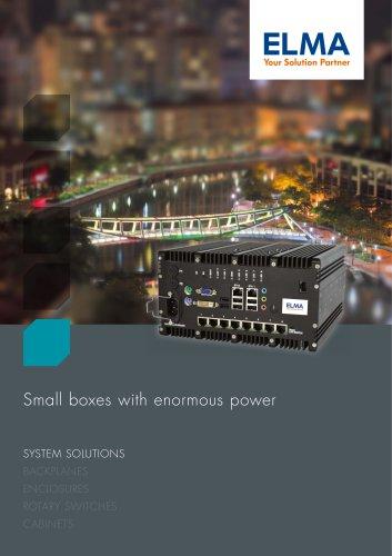 Brochure Embedded Computers