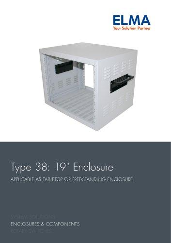 Subrack 38_Brochure_E