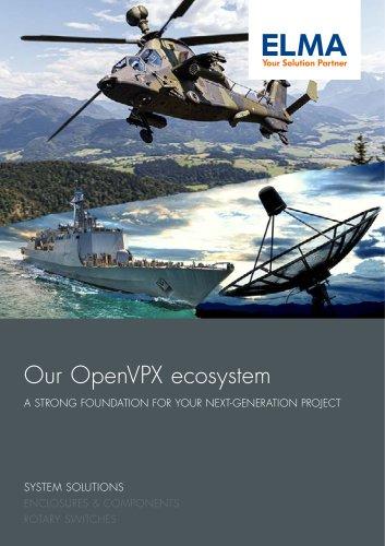 The Elma OpenVPX ecosystem