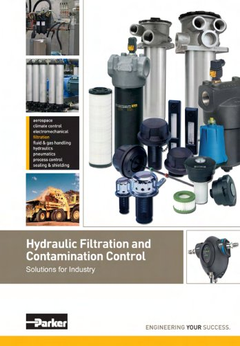 Hydraulic Filtration and Contamination Control