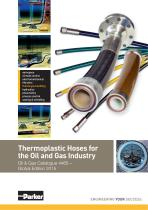 Thermoplastic Hoses for the Oil and Gas Industry