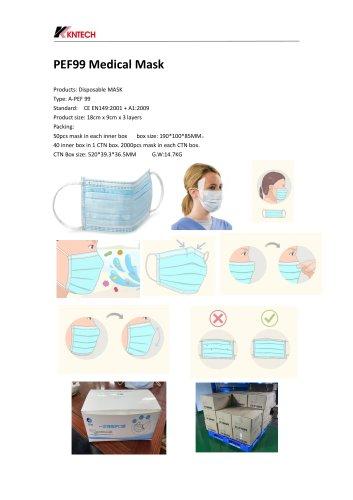PERF99 Medical Mask