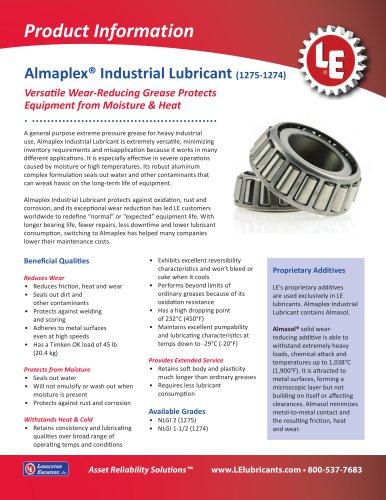 Almaplex® Industrial Lubricant (1275-1274)
