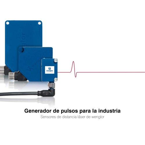 Generador de pulsos para la industria