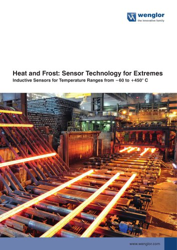 Inductive Sensors for extreme Temperature Ranges
