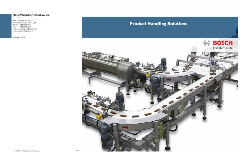 Product Handling Solutions