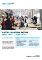 BEUMER Singapore Changi Airport Case Study