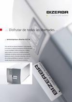 Catálogo Impresora térmica GLP 58 - 1