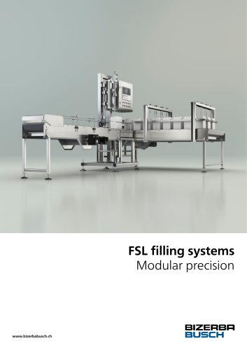 FSL filling systems