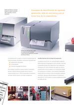 Impresora térmica GLP-I - 3