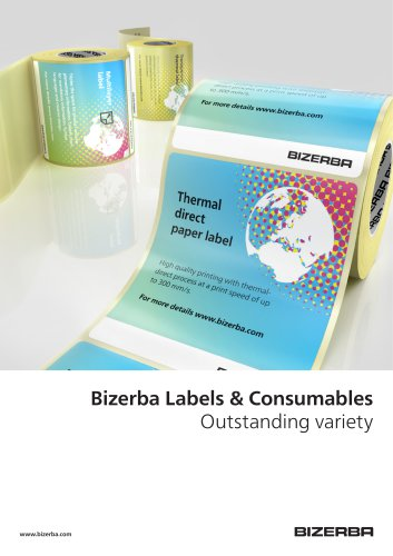 Labels & Consumables