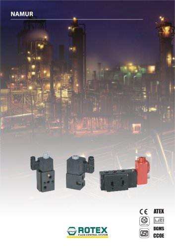 namur solenoid valve