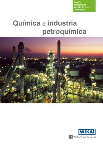 Química e industria petroquímica