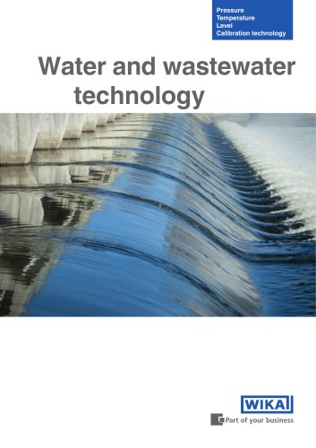 Water & Wastewater Technology