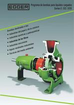 Egger Bombas Process EO/EOS