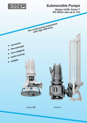 Egger Submersible pumps