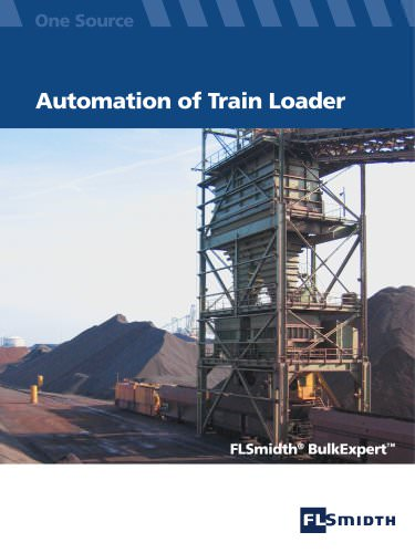Automation of Train Loader