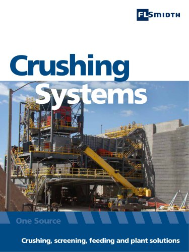 Crushing Systems