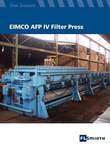 EIMCO AFP IV Filter Press