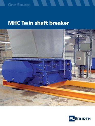 MHC Twin shaft breaker