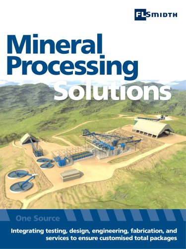 Mineral Processing Solutions