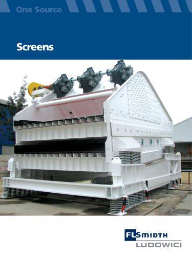 Screens Brochure
