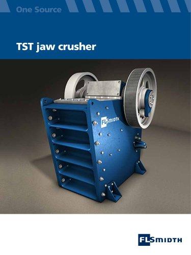 TST jaw crusher