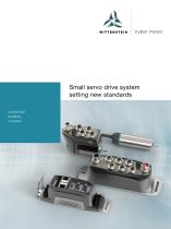 Flyer small servo drive system