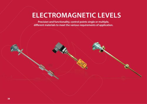 ELECTROMAGNETIC LEVELS