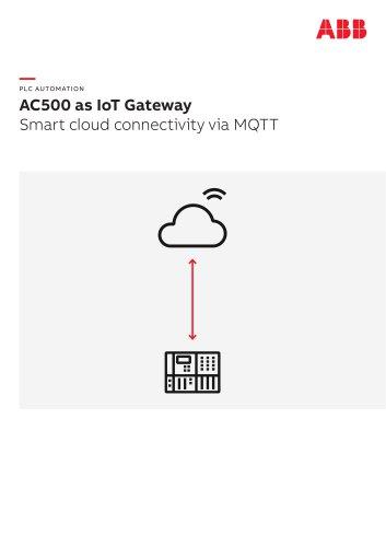 AC500 as IoT Gateway
