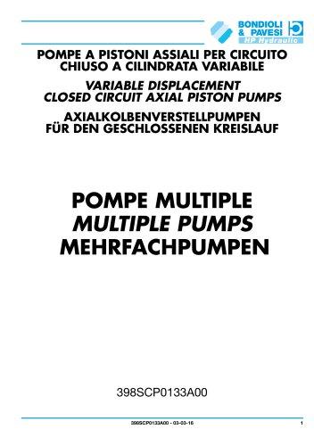 Multiple Pumps