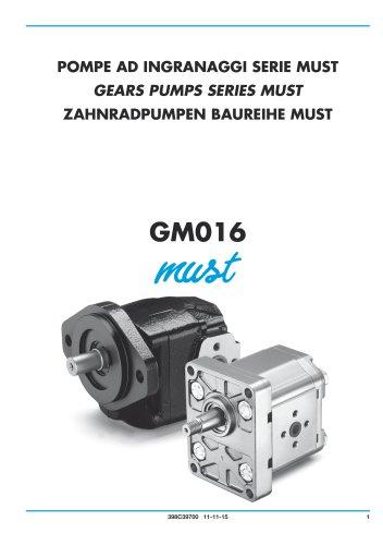 Silent Gear Pumps