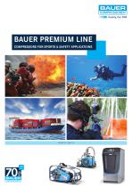 BAUER PREMIUM LINE – Compressors for sports & safety applications