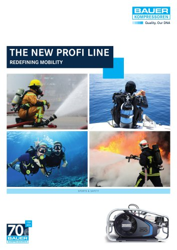 THE NEW PROFI LINE