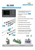 EL360A - DRO System for Rotary Tables for machine tool